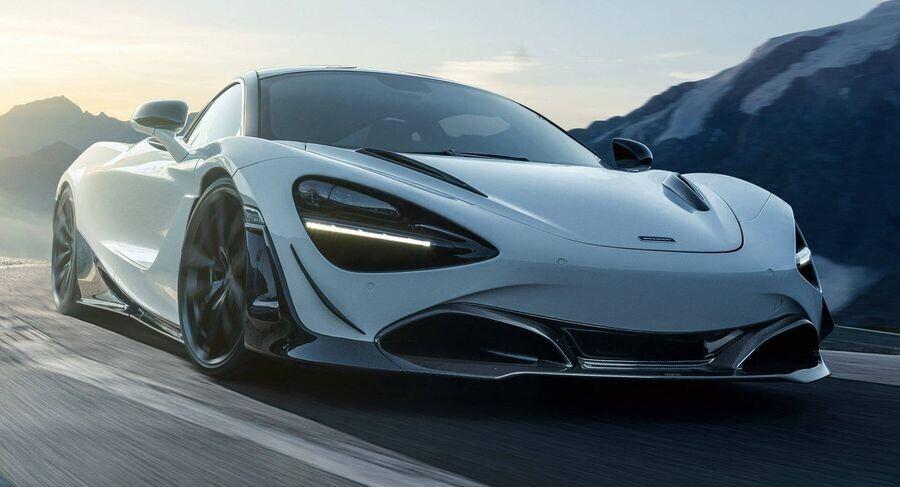 Novitec tăng lực cho McLaren 720S mạnh tới 795 mã lực - Hình 2