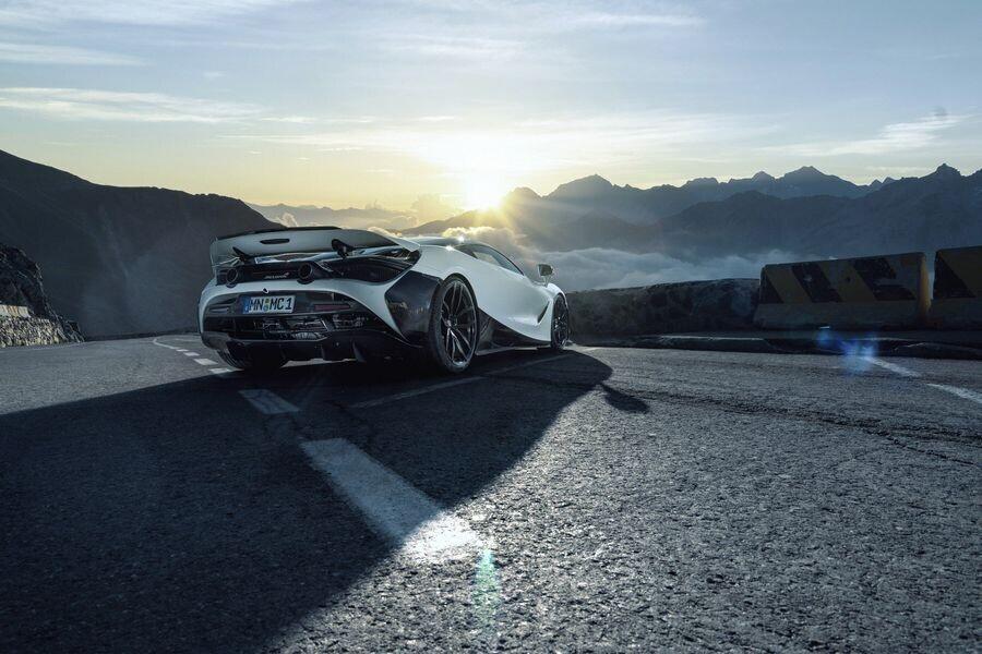 Novitec tăng lực cho McLaren 720S mạnh tới 795 mã lực - Hình 3