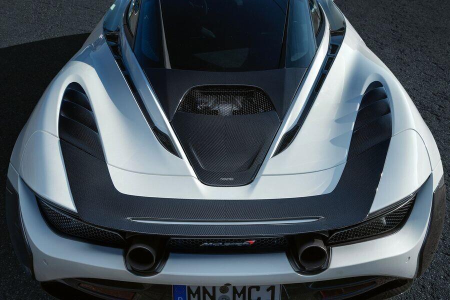 Novitec tăng lực cho McLaren 720S mạnh tới 795 mã lực - Hình 4