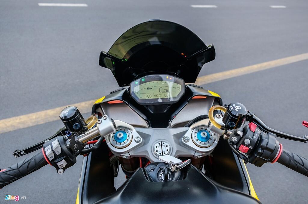 Nu biker TP.HCM chi 150 trieu de lot xac Ducati SuperSport S hinh anh 15 DSCF1622_zing.jpg