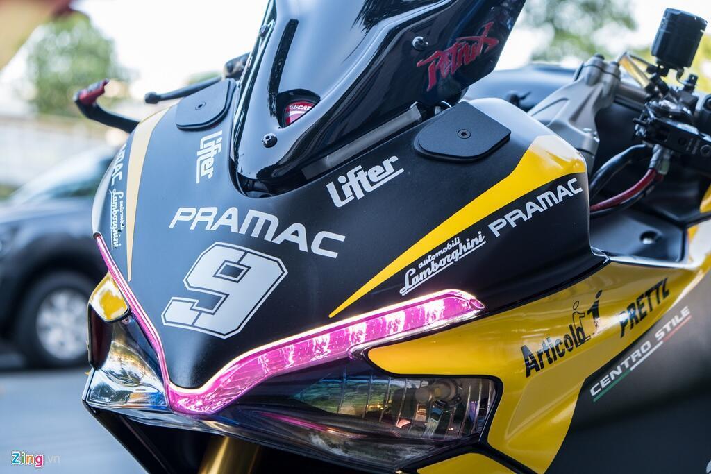 Nu biker TP.HCM chi 150 trieu de lot xac Ducati SuperSport S hinh anh 7 DSCF1634_zing.jpg