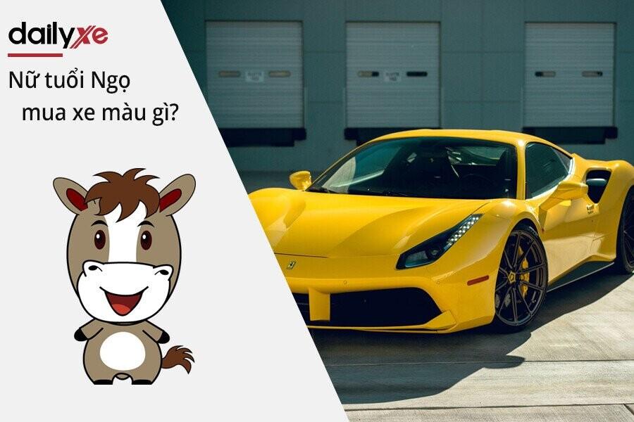Nữ tuổi Ngọ mua xe màu gì hợp năm Tân Sửu 2021 ?   DailyXe