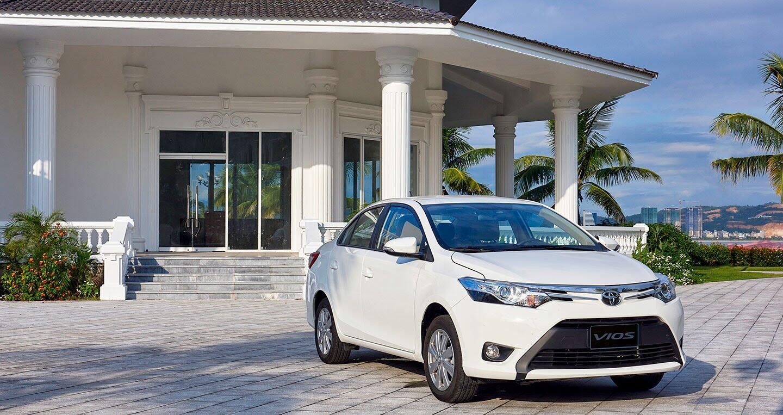 Nửa đầu 2017, Toyota bán gần 30.000 xe tại Việt Nam - Hình 1