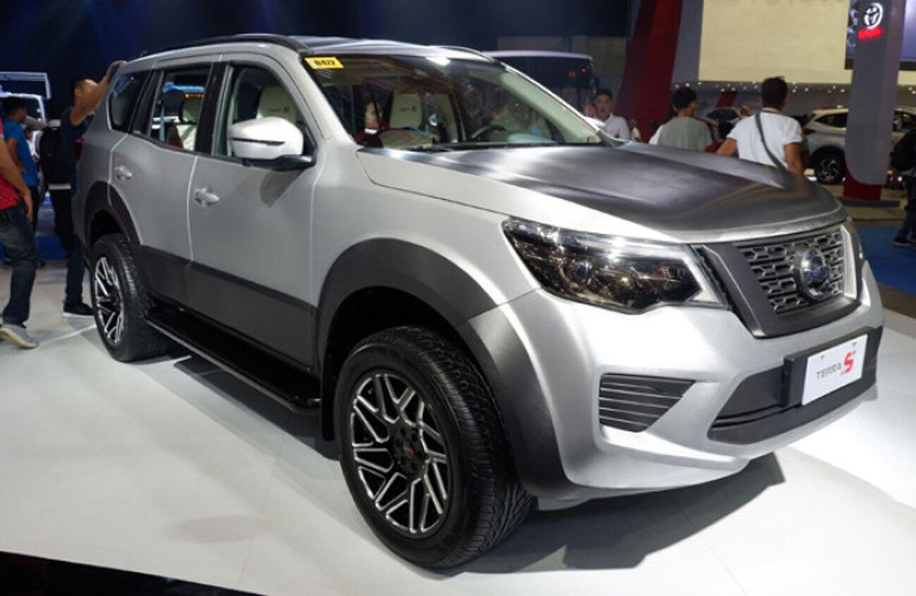 Nissan Terra bản S giảm 60 triệu đồng.