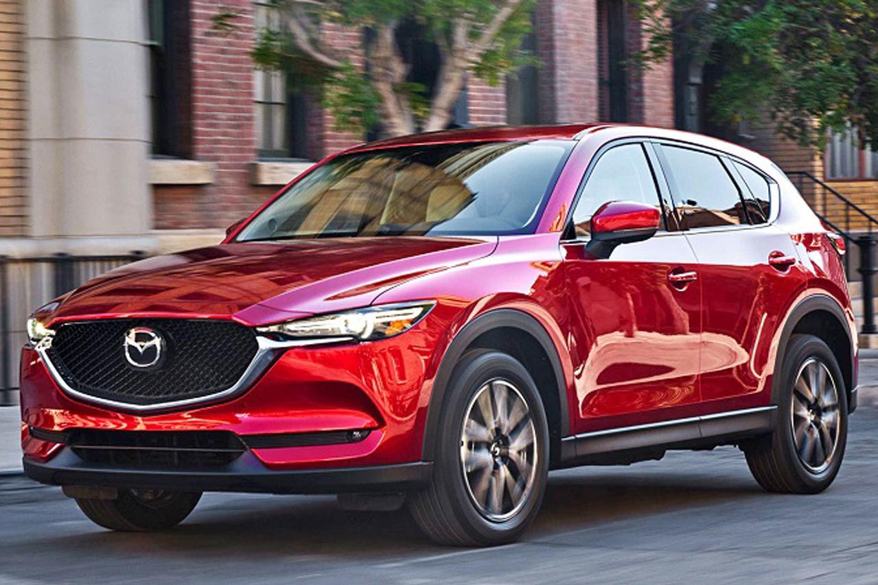 Mazda CX-5 nhận được nhiều ưu đãi.