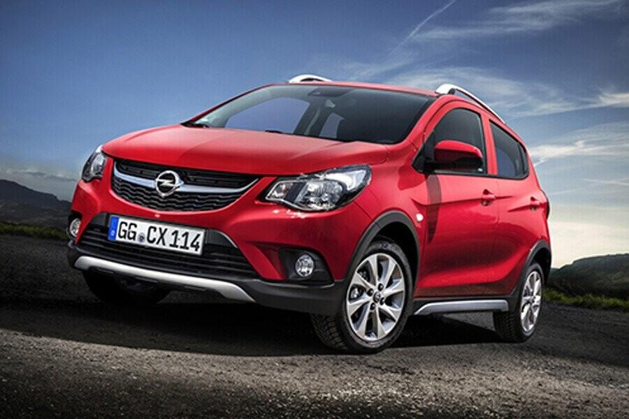 Opel Karl có thiết kế gần như tương đồng mẫu VinFast Fadil.