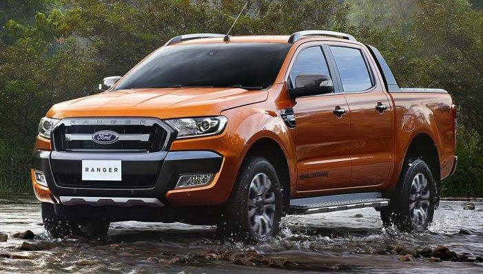 Ôtô bán tải giảm giá mạnh: Quên đi nỗi lo tăng thuế - Hình 1