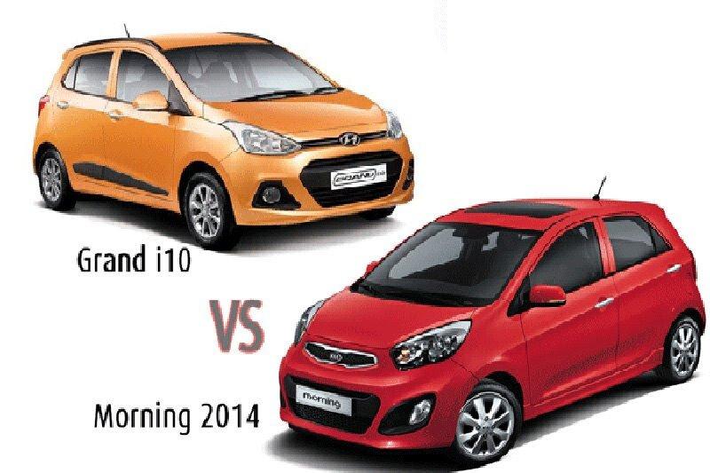Ôtô dìm nhau: Hyundai Grand i10 ra hàng, Kia Moring liền giảm giá - Hình 3