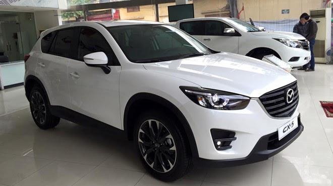 Ôtô tiếp tục giảm giá trong tháng 6, nhiều nhất 150 triệu - Hình 1