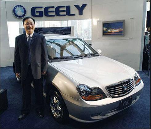 Ôtô Trung Quốc - tham vọng bá chủ thế giới - Hình 1