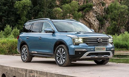 Ôtô Trung Quốc - tham vọng bá chủ thế giới - Hình 3