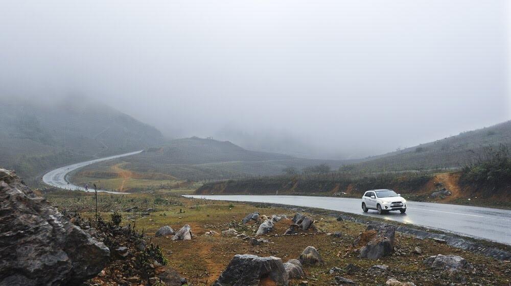 Outlander Sport trên cung đường cảm xúc - Hình 29