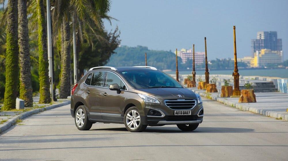 Peugeot 3008 đi 100km hết 6,5L xăng - Hình 1