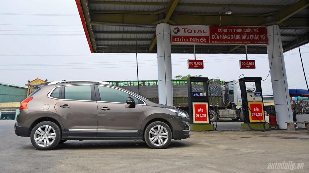 Peugeot 3008 đi 100km hết 6,5L xăng - Hình 3