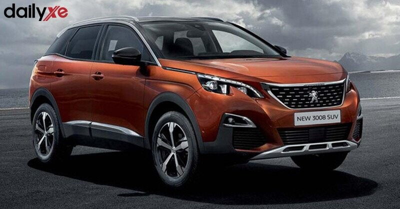 Tổng quan Peugeot 3008 All New