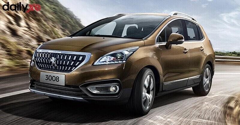Tổng quan Peugeot 3008 Facelift