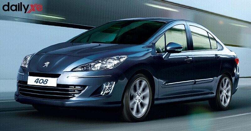 Tổng quan Peugeot 408