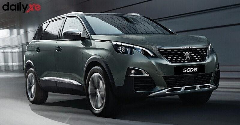 Tổng quan Peugeot 5008