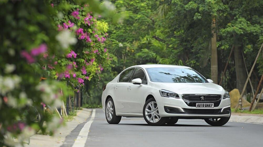 """Peugeot 508 – Chất lượng """"ngoại"""", giá """"nội"""" - Hình 1"""