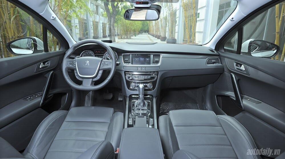 """Peugeot 508 – Chất lượng """"ngoại"""", giá """"nội"""" - Hình 6"""
