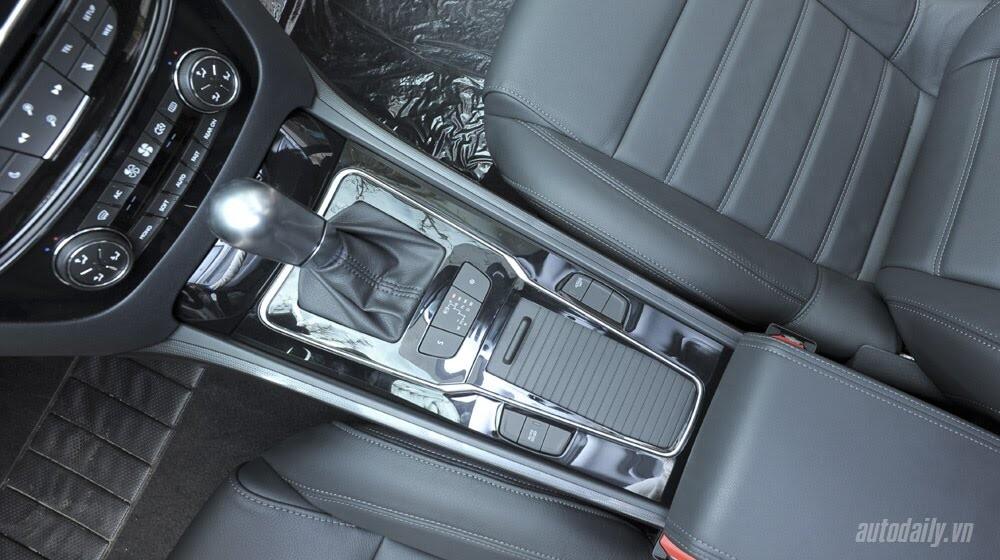 """Peugeot 508 – Chất lượng """"ngoại"""", giá """"nội"""" - Hình 8"""