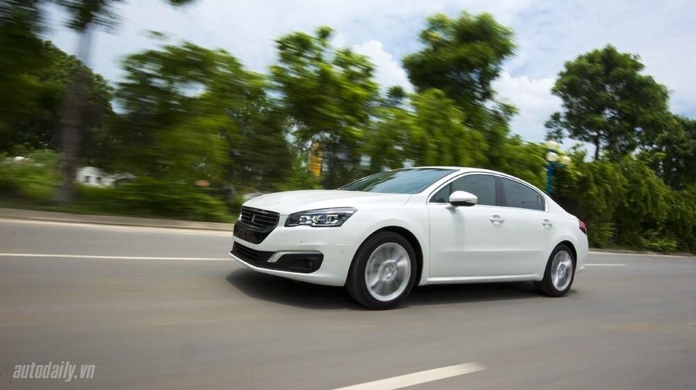 """Peugeot 508 – Chất lượng """"ngoại"""", giá """"nội"""" - Hình 10"""