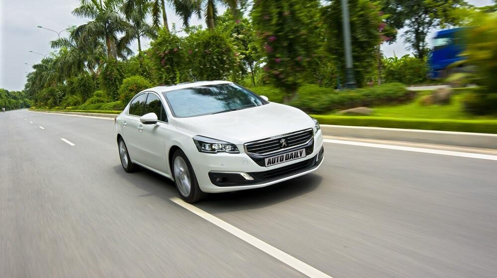 """Peugeot 508 – Chất lượng """"ngoại"""", giá """"nội"""" - Hình 13"""
