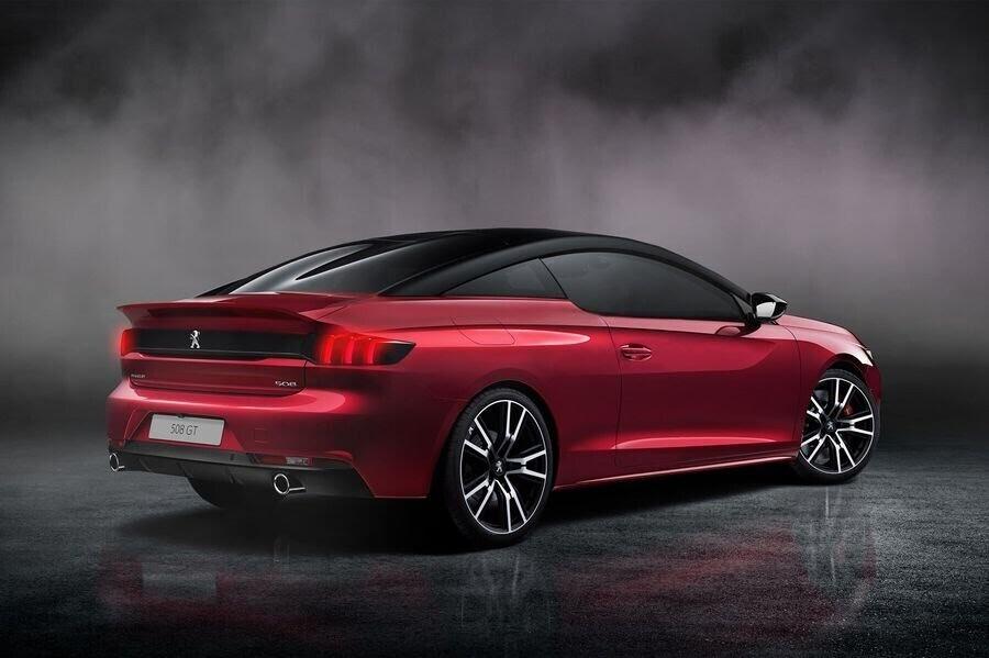 Peugeot 508 hoàn toàn mới sẽ có diện mạo không cách biệt quá lớn với bản concept - Hình 2