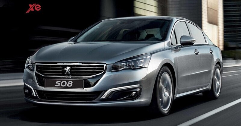 Tổng quan Peugeot 508