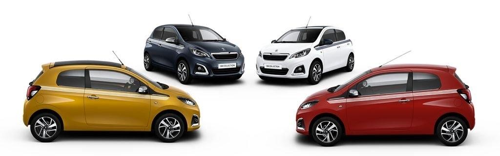 Peugeot bổ sung các phiên bản mới cho dòng 108, giá bán từ 359 triệu VNĐ - Hình 1