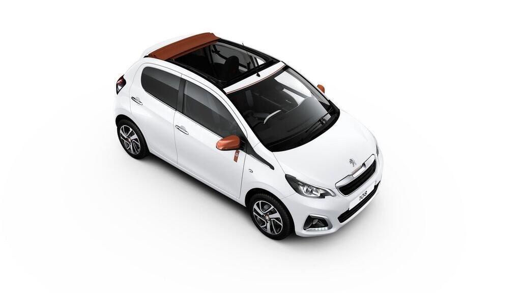 Peugeot bổ sung các phiên bản mới cho dòng 108, giá bán từ 359 triệu VNĐ - Hình 2