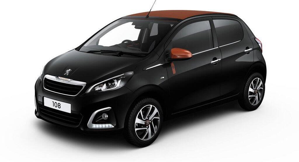 Peugeot bổ sung các phiên bản mới cho dòng 108, giá bán từ 359 triệu VNĐ - Hình 3