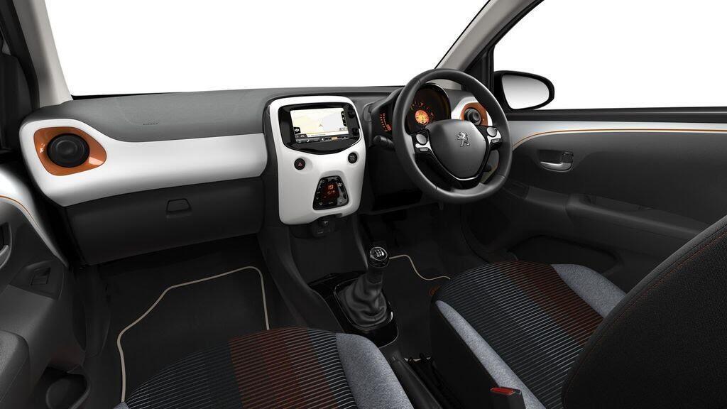 Peugeot bổ sung các phiên bản mới cho dòng 108, giá bán từ 359 triệu VNĐ - Hình 4