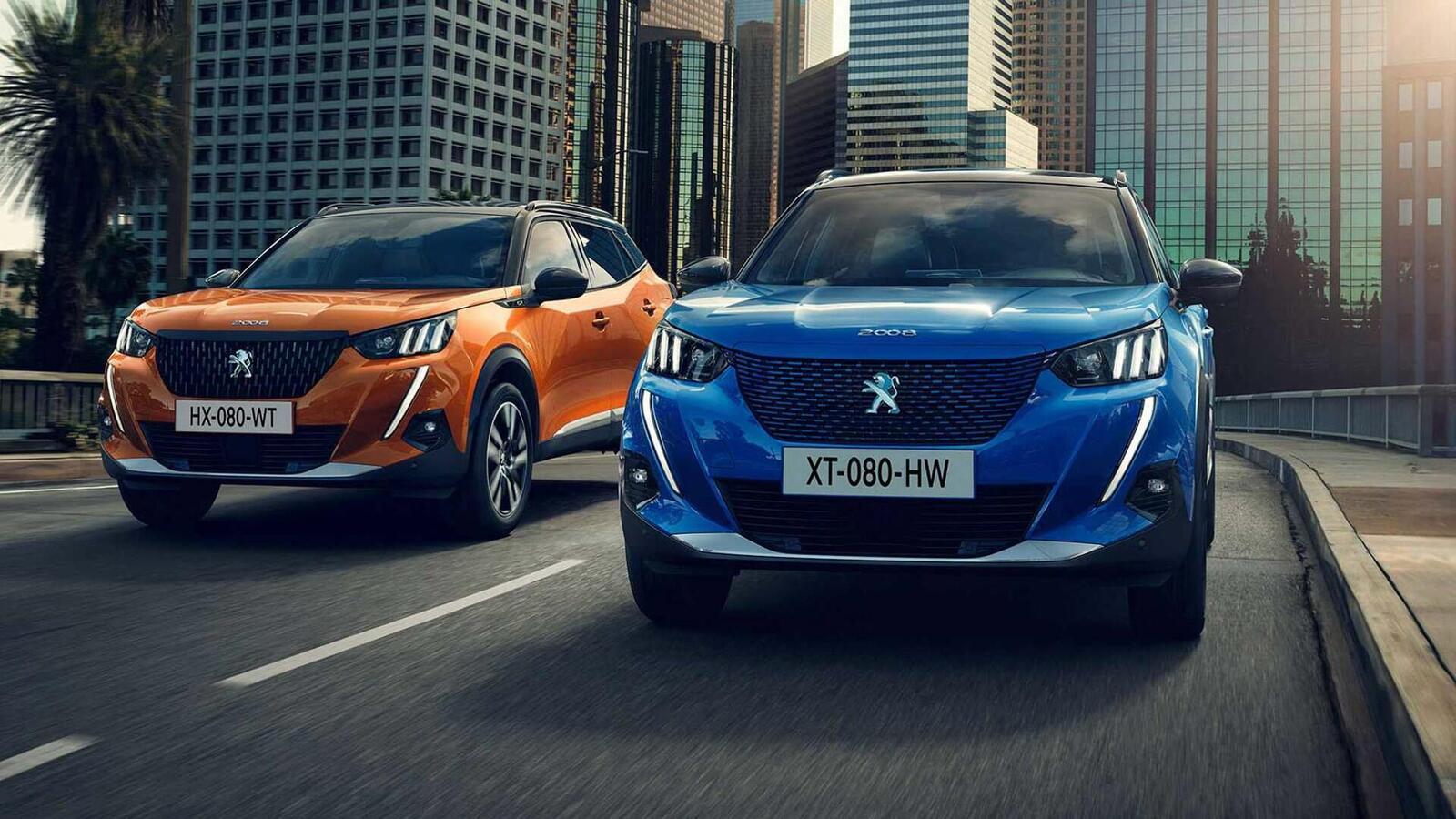 Peugeot giới thiệu 2008 thế hệ mới: Đối thủ của Ford EcoSport hay Honda HR-V - Hình 1