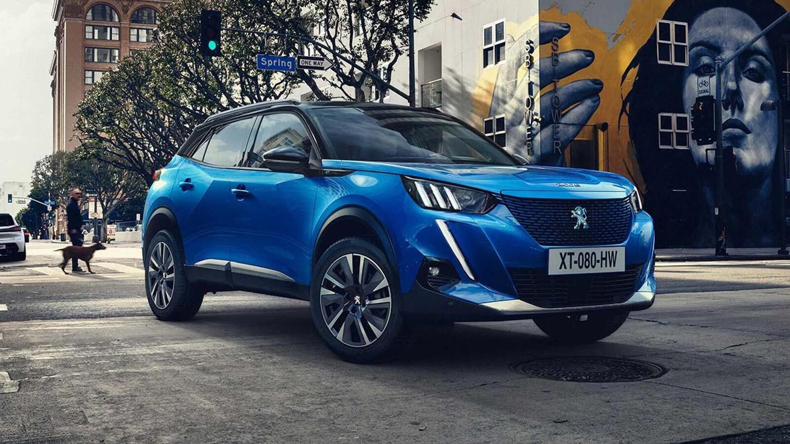 Peugeot giới thiệu 2008 thế hệ mới: Đối thủ của Ford EcoSport hay Honda HR-V - Hình 19