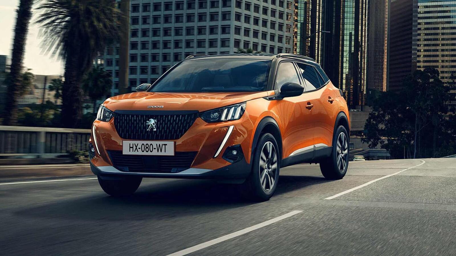 Peugeot giới thiệu 2008 thế hệ mới: Đối thủ của Ford EcoSport hay Honda HR-V - Hình 2