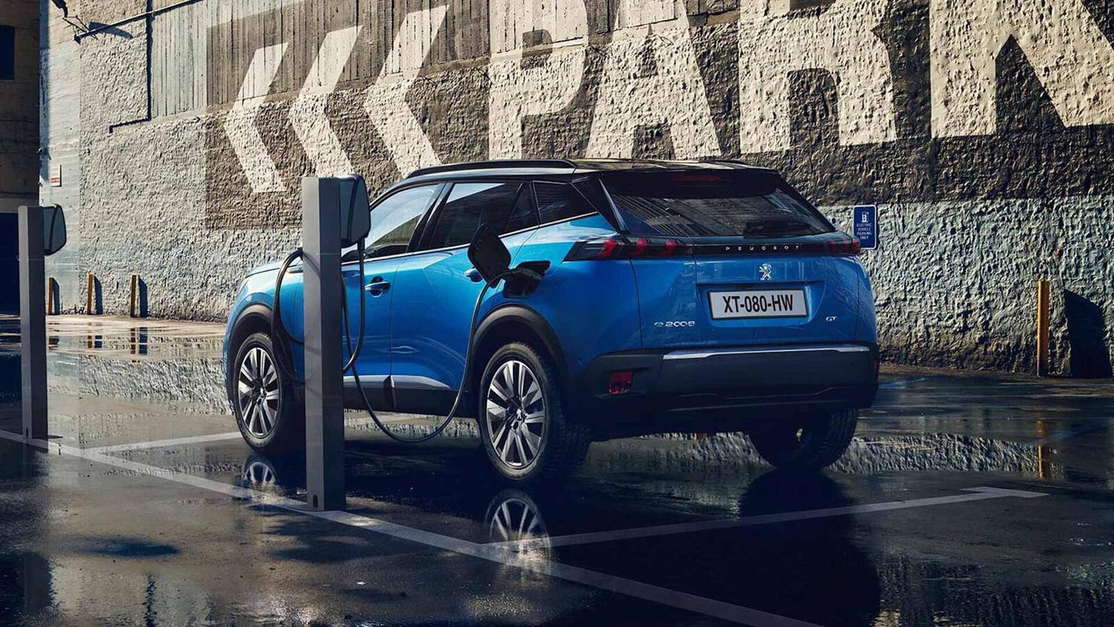 Peugeot giới thiệu 2008 thế hệ mới: Đối thủ của Ford EcoSport hay Honda HR-V - Hình 3