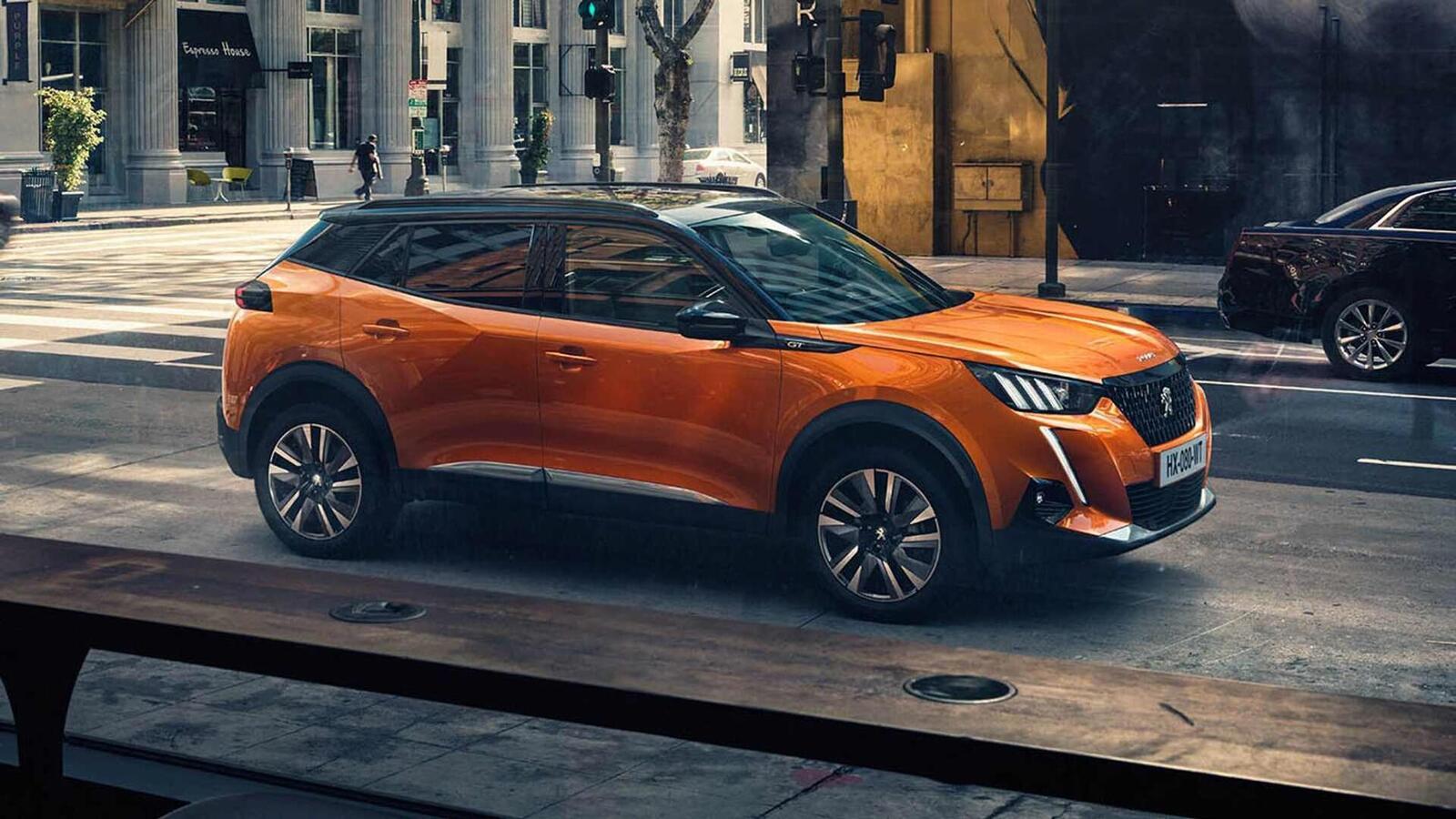Peugeot giới thiệu 2008 thế hệ mới: Đối thủ của Ford EcoSport hay Honda HR-V - Hình 4