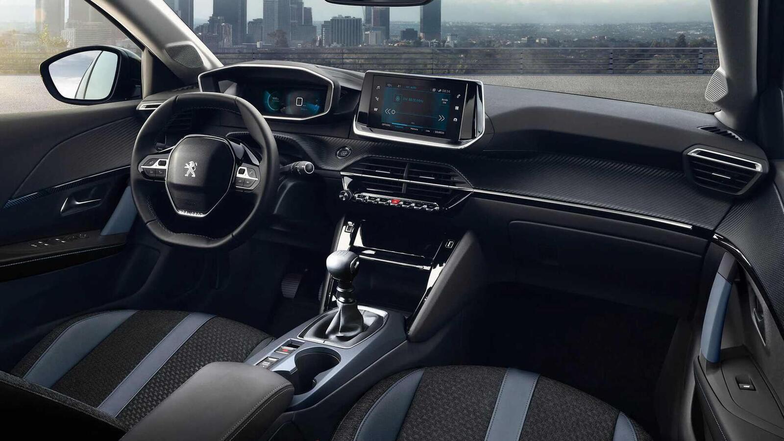 Peugeot giới thiệu 2008 thế hệ mới: Đối thủ của Ford EcoSport hay Honda HR-V - Hình 6