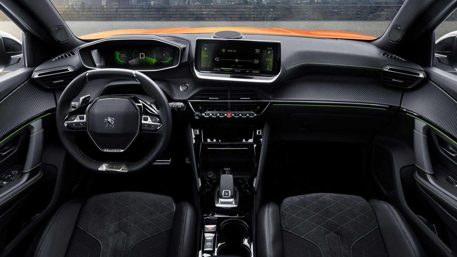 Peugeot giới thiệu 2008 thế hệ mới: Đối thủ của Ford EcoSport hay Honda HR-V - Hình 7