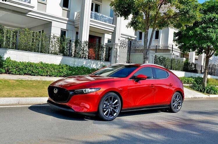Phái nữ chuộng Mazda3 Sport