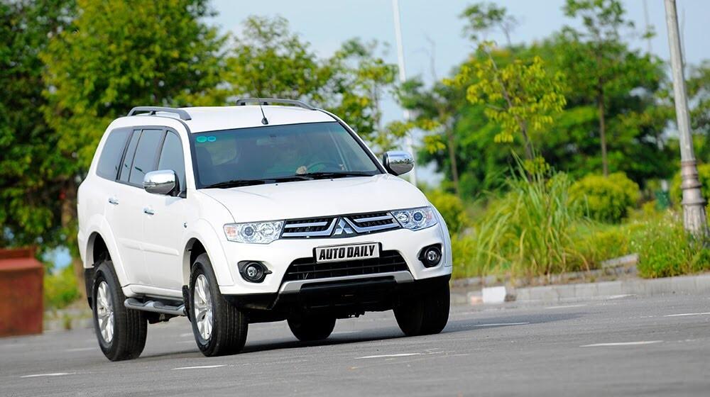 """Phấn khích cùng """"chiến binh"""" Mitsubishi Pajero Sport 4x4 AT - Hình 2"""