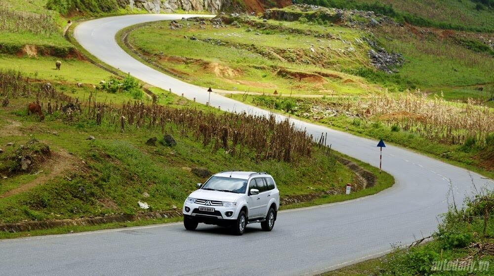 """Phấn khích cùng """"chiến binh"""" Mitsubishi Pajero Sport 4x4 AT - Hình 10"""