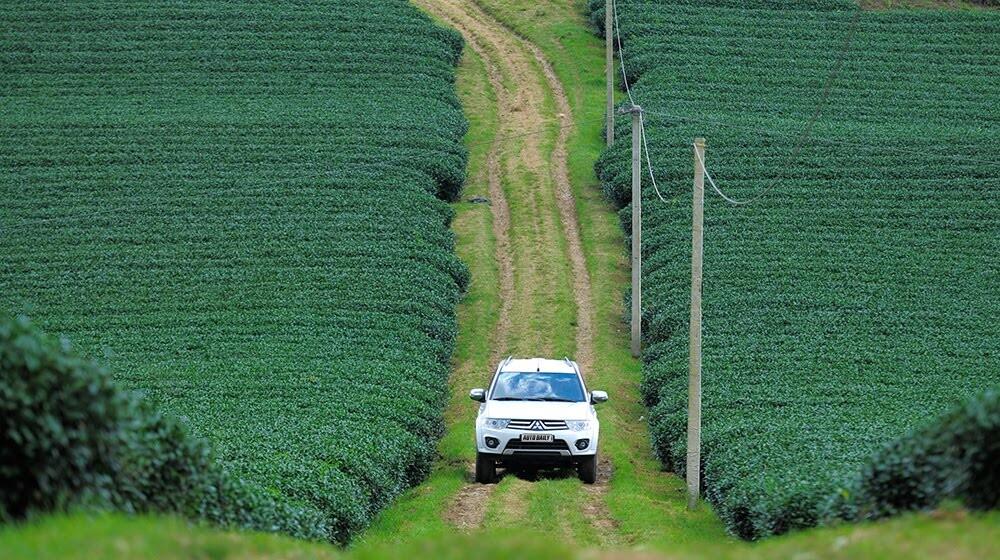 """Phấn khích cùng """"chiến binh"""" Mitsubishi Pajero Sport 4x4 AT - Hình 13"""