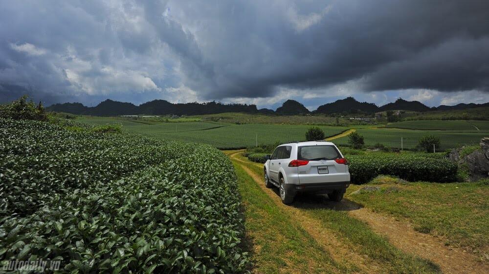 """Phấn khích cùng """"chiến binh"""" Mitsubishi Pajero Sport 4x4 AT - Hình 16"""
