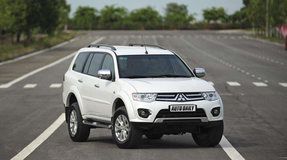 """Phấn khích cùng """"chiến binh"""" Mitsubishi Pajero Sport 4x4 AT - Hình 17"""