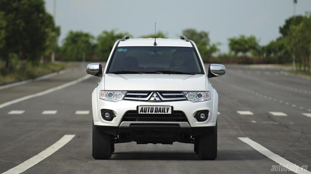 """Phấn khích cùng """"chiến binh"""" Mitsubishi Pajero Sport 4x4 AT - Hình 18"""