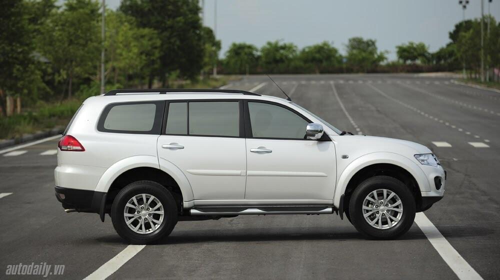 """Phấn khích cùng """"chiến binh"""" Mitsubishi Pajero Sport 4x4 AT - Hình 19"""