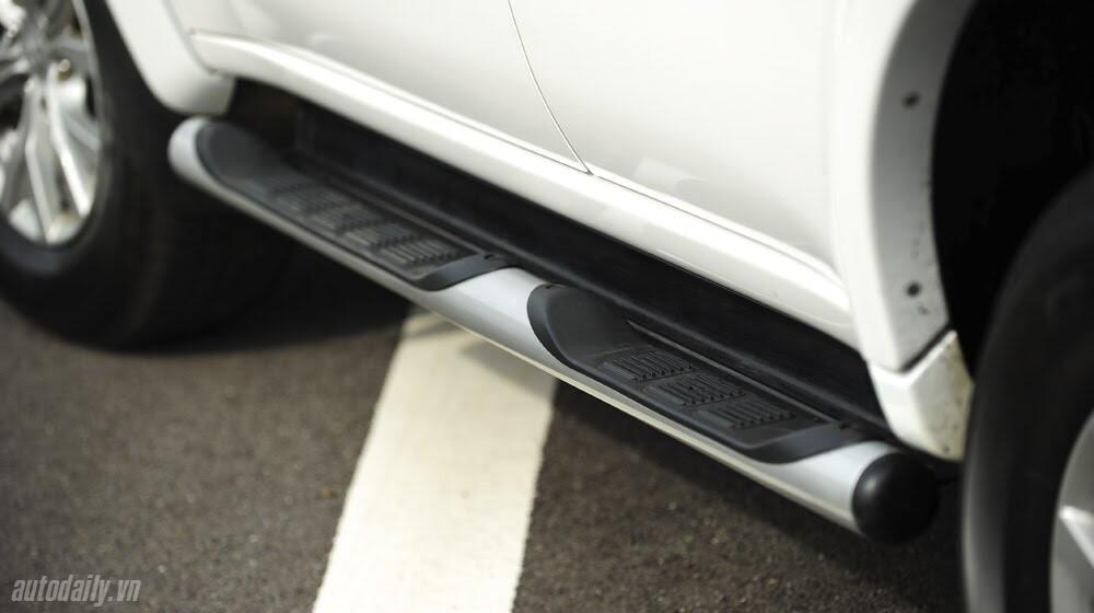 """Phấn khích cùng """"chiến binh"""" Mitsubishi Pajero Sport 4x4 AT - Hình 21"""