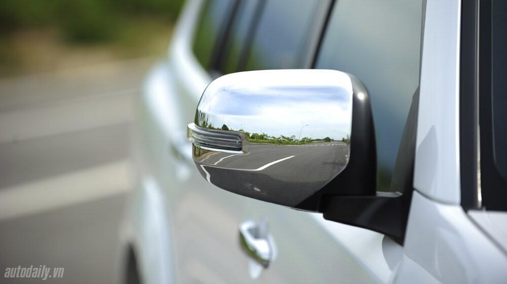 """Phấn khích cùng """"chiến binh"""" Mitsubishi Pajero Sport 4x4 AT - Hình 22"""